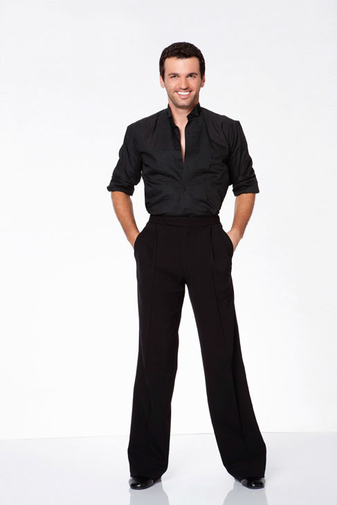 "<div class=""meta image-caption""><div class=""origin-logo origin-image ""><span></span></div><span class=""caption-text"">Tony Dovolani appears in an official cast photo for 'Dancing With The Stars: All-Stars' season 15. The new season of 'Dancing with the Stars,' premieres on Monday, September 24 at 8 p.m. on ABC. (ABC / Craig Sjodin)</span></div>"