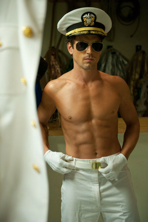 Matt Bomer appears in a still from Warner Bros. Pictures' dramatic comedy 'Magic Mike,' which is slated for release on June 29, 2012.
