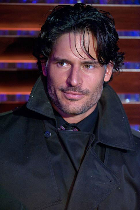 Joe Manganiello appears in a still from Warner...