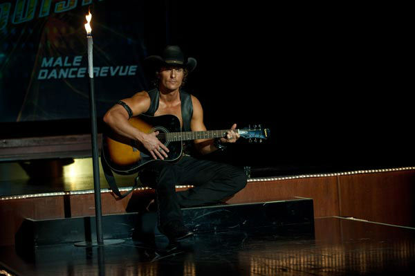 Matthew McConaughey appears in a still from Warner Bros. Pictures&#39; dramatic comedy &#39;Magic Mike,&#39; which is slated for release on June 29, 2012. <span class=meta>(Warner Bros. Pictures &#47; Claudette Barius)</span>