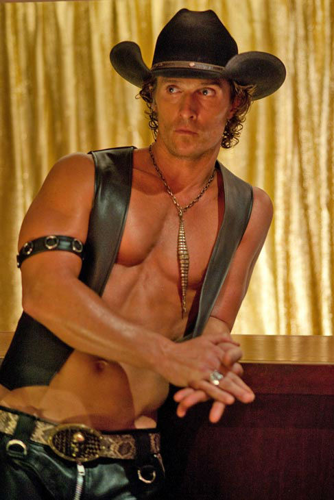 Matthew McConaughey appears in a still from Warner Bros. Pictures&#39; dramatic comedy &#39;Magic Mike,&#39; which is slated for release on June 29, 2012. <span class=meta>(Warner Bros. Pictures &#47; Glen Wilson)</span>