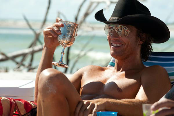 Matthew McConaughey appears in a still from Warner Bros. Pictures' dramatic comedy 'Magic Mike,' which is slated for release on June 29, 2012.