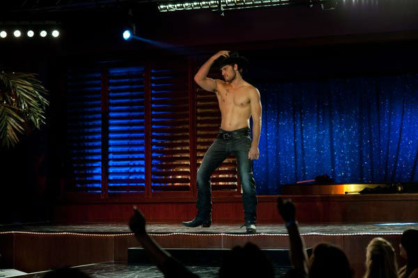 Alex Pettyfer appears in a still from Warner Bros. Pictures&#39; dramatic comedy &#39;Magic Mike,&#39; which is slated for release on June 29, 2012. <span class=meta>(Warner Bros. Pictures &#47; Glen Wilson)</span>