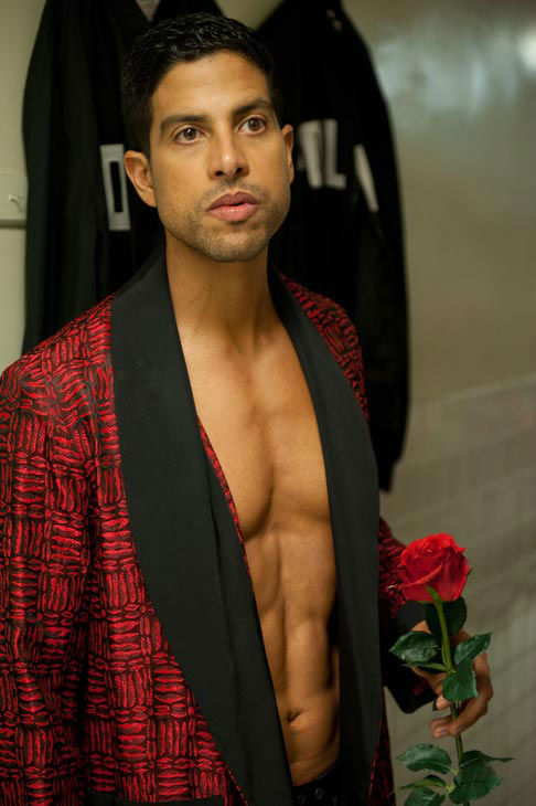 "<div class=""meta ""><span class=""caption-text "">Adam Rodriguez appears in a still from Warner Bros. Pictures' dramatic comedy 'Magic Mike,' which is slated for release on June 29, 2012. (Warner Bros. Pictures / Claudette Barius)</span></div>"