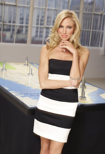Debbie Gibson appears in a promotional photo for the fifth season of the 2012 hit reality show 'The Celebrity Apprentice.'