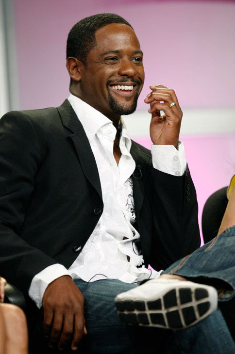 Actor Blair Underwood, from the show &#39;Dirty Sexy Money,&#39; smiles during the ABC panel at the Television Critics Association summer press tour in Beverly Hills Calif. on Thursday, July 17, 2008. <span class=meta>(AP Photo&#47; Matt Sayles)</span>