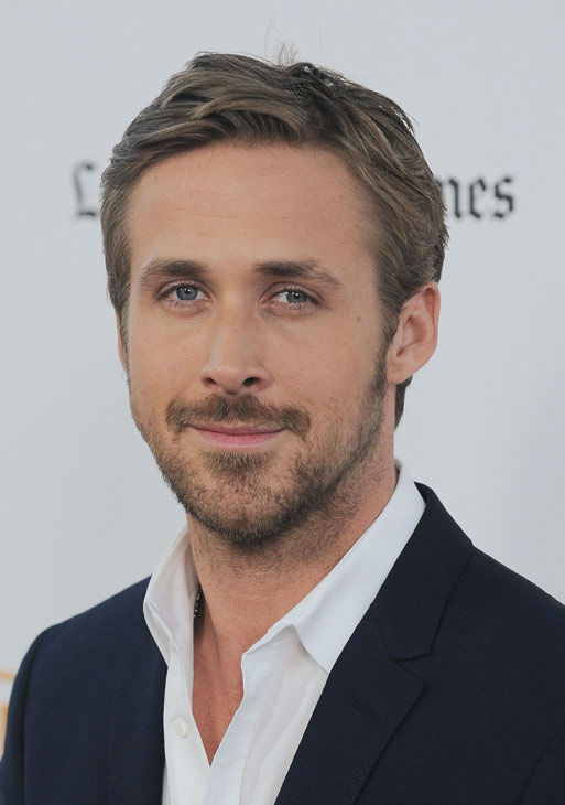 Ryan Gosling  arrives at the premiere of 'Drive'...