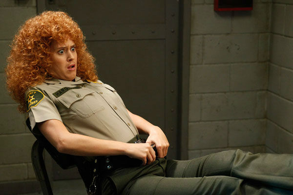 Katy Perry guest-stars as Rikki, a prison...