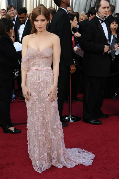 Kate Mara appears at the 2012 Oscars in Los Angeles on Feb. 26, 2012. <span class=meta>(Kyle Rover &#47; Startraksphoto.com)</span>
