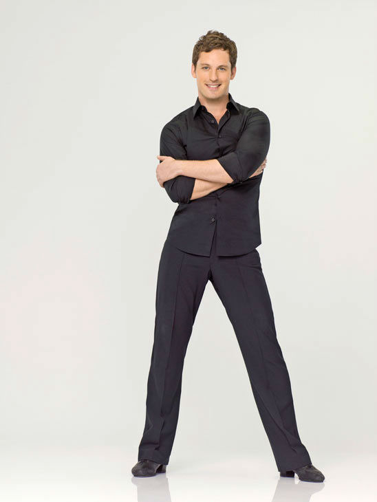 "<div class=""meta ""><span class=""caption-text "">Tristan MacManus appears in an official cast photo for 'Dancing With The Stars' season 14.  (ABC Photo/ Bob D'Amico)</span></div>"