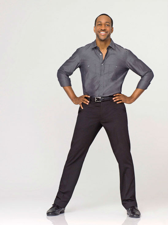Jaleel White appears in an official cast photo...