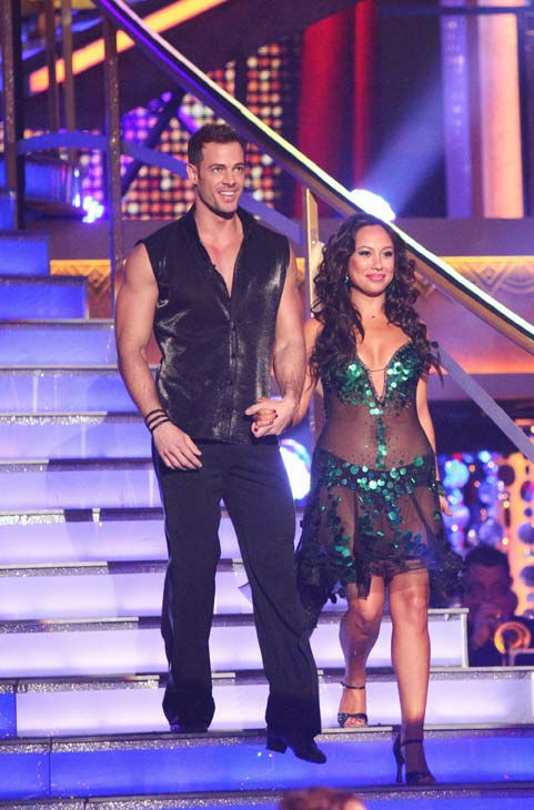 "<div class=""meta ""><span class=""caption-text "">Telenovela star William Levy and his partner Cheryl Burke received 24 out of 30 points from the judges for their cha cha on the season premiere of 'Dancing With The Stars,' which aired on March 19, 2012. (ABC Photo/ Adam Taylor)</span></div>"