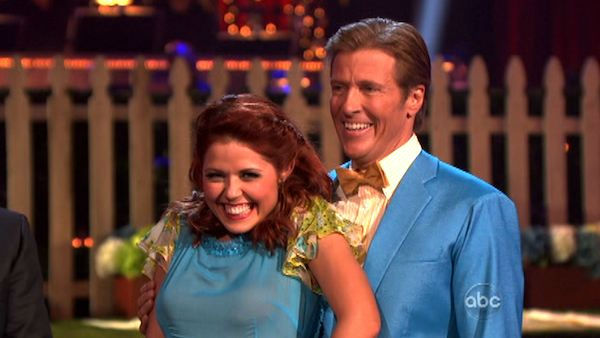 "<div class=""meta ""><span class=""caption-text "">Jack Wagner, formerly of 'Melrose Place,' and his partner Anna Trebunskaya received 20 out of 30 points from the judges for their foxtrot on the season premiere of 'Dancing With The Stars,' which aired on March 19, 2012. (ABC Photo/ Adam Taylor)</span></div>"