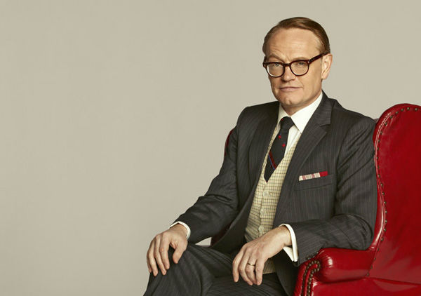 Jared Harris (Lane Pryce) appears in a...
