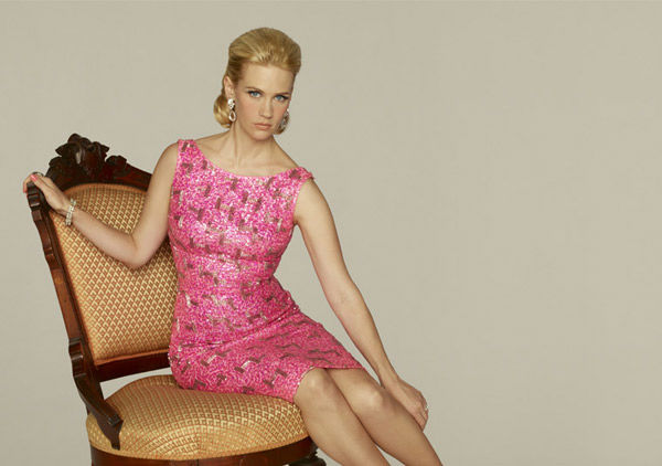 "<div class=""meta image-caption""><div class=""origin-logo origin-image ""><span></span></div><span class=""caption-text"">January Jones (Betty Francis) appears in a promotional photo for season five of AMC's 'Mad Men,' which premieres on March 25, 2012. (Frank Ockenfels 3 / AMC)</span></div>"