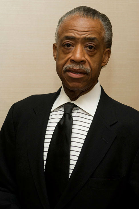 Al Sharpton attends Aretha Franklin&#39;s seventieth birthday party in New York, Saturday, March 24, 2012. <span class=meta>(AP Photo&#47; Charles Sykes)</span>