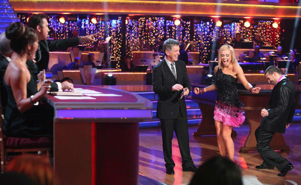 "<div class=""meta image-caption""><div class=""origin-logo origin-image ""><span></span></div><span class=""caption-text"">Classical singer Katherine Jenkins and her partner Mark Ballas received 26 out of 30 points from the judges for their jive on week two of 'Dancing With The Stars,' which aired on March 26, 2012. (ABC Photo/ Adam Taylor)</span></div>"