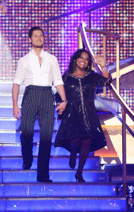 'The View' co-host Sherri Shepherd and her partner Valentin Chmerkovskiy received 23 out of 30 points from the judges for their jive on week two of 'Dancing With The Stars,' which aired on March 26, 2012