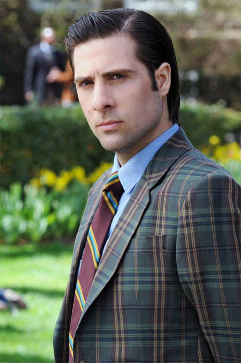 Jason Schwartzman was invited to the White House Correspondents&#39; Dinner by The New Yorker according to Politico. &#40;Pictured: Jason Schwartzman appears in a promotional photo for &#39;Bored To Death&#39; in 2011.&#41;  <span class=meta>(HBO)</span>