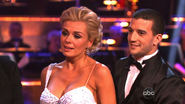 "<div class=""meta image-caption""><div class=""origin-logo origin-image ""><span></span></div><span class=""caption-text"">Classical singer Katherine Jenkins and her partner Mark Ballas received 29 out of 30 points from the judges for their Waltz on week three of 'Dancing With The Stars,' which aired on April 2, 2012. (ABC Photo)</span></div>"