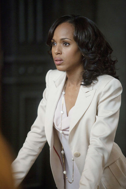 Kerry Washington appears in the &#39;Scandal&#39; season 1 episode &#39;Hell Hath No Fury,&#39; which aired on April 19, 2012. <span class=meta>(ABC&#47;Randy Holmes)</span>