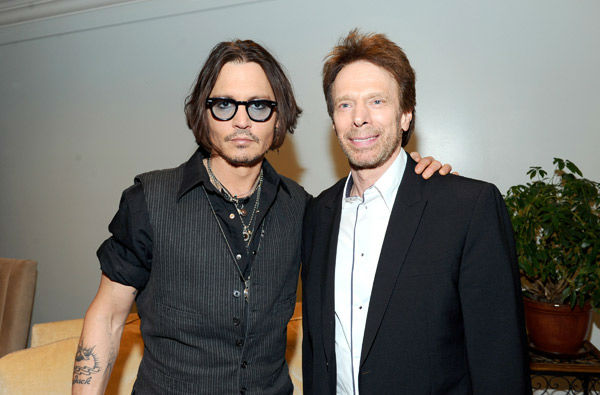 "<div class=""meta image-caption""><div class=""origin-logo origin-image ""><span></span></div><span class=""caption-text"">'The Lone Ranger' actor Johnny Depp and Producer Jerry Bruckheimer attends the Walt Disney Pictures 2012 Presentation Highlights at CinemaCon on April 24, 2012 in Las Vegas, Nevada. (WireImage Photo / Alberto E. Rodriguez)</span></div>"