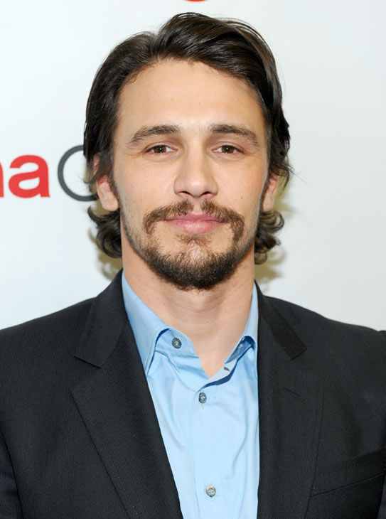 Actor James Franco attends the Walt Disney Studios 2012 Presentation Highlights at CinemaCon on April 24, 2012 in Las Vegas, Nevada. <span class=meta>(WireImage Photo &#47; Alberto E. Rodriguez)</span>