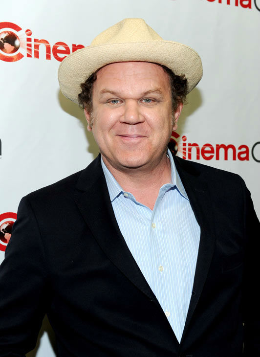 Actor John C. Reilly attends the Walt Disney...
