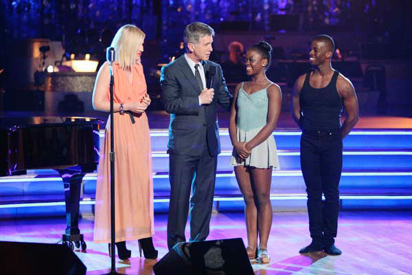 "<div class=""meta image-caption""><div class=""origin-logo origin-image ""><span></span></div><span class=""caption-text"">This week's 'AT&T's Spotlight Performance' featured the story of Michaela DePrince on 'Dancing With The Stars: The Results Show' on Tuesday, April 24, 2012. Natasha Bedingfield performed live with Michaela, singing her powerful hit song 'Wild Horses.' (ABC Photo/ Adam Taylor)</span></div>"