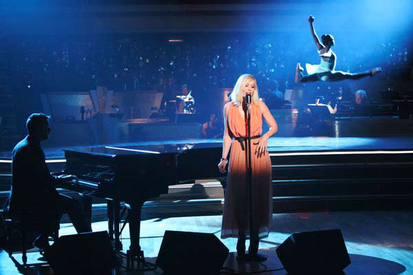 This week&#39;s &#39;AT&#38;T&#39;s Spotlight Performance&#39; featured the story of Michaela DePrince on &#39;Dancing With The Stars: The Results Show&#39; on Tuesday, April 24, 2012. Natasha Bedingfield performed live with Michaela, singing her powerful hit song &#39;Wild Horses.&#39; <span class=meta>(ABC Photo&#47; Adam Taylor)</span>
