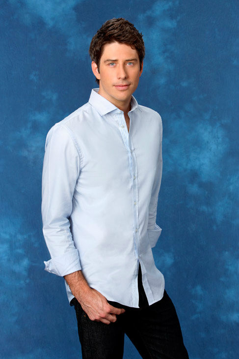 &#34;I think the definition of romance is putting your partner first. I believe I do that,&#34;  Arie told ABC. Arie, 30, a race car driver from Den Bosch, Netherlands, appears in a promotional photo for the eight season of &#39;The Bachelorette,&#39; which features Emily Maynard and premieres on Monday, May 14, 2012 at 9:30 p.m. ET on the ABC Television Network.  <span class=meta>(ABC Photo&#47; Craig Sjodin)</span>