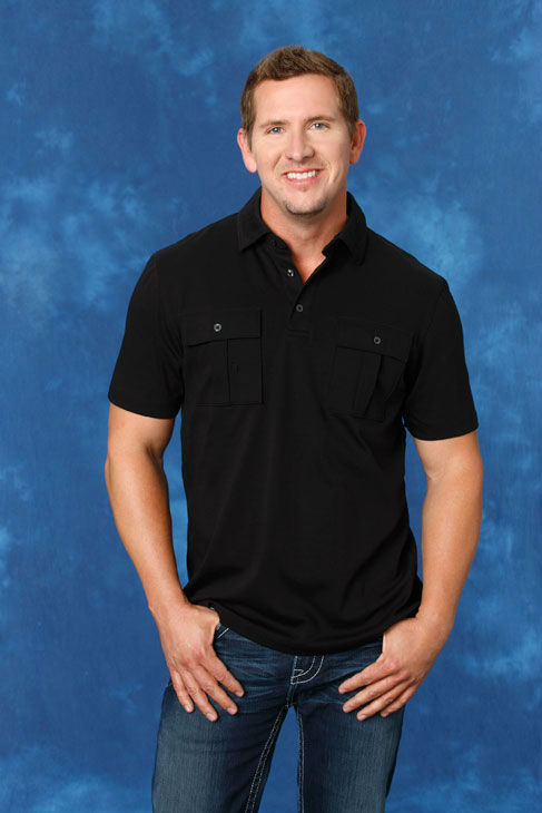 "<div class=""meta ""><span class=""caption-text "">""I'm a closet romantic. I only show the one I'm in love with,""  Brent told ABC. Brent, 41, a technology salesman from Midland, Texas, appears in a promotional photo for the eight season of 'The Bachelorette,' which features Emily Maynard and premieres on Monday, May 14, 2012 at 9:30 p.m. ET on the ABC Television Network. (ABC Photo/ Craig Sjodin)</span></div>"