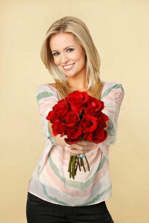 Emily Maynard, a 25-year-old single mom who got engaged to