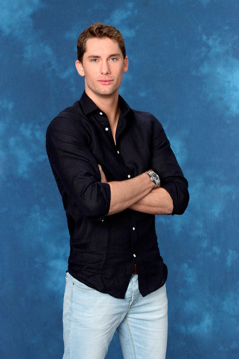Kalon, 27, a luxury brand consultant from Houston, Texas, appears in a promotional photo for the eight season of 'The Bachelorette,' which features Emily Maynard and premieres on