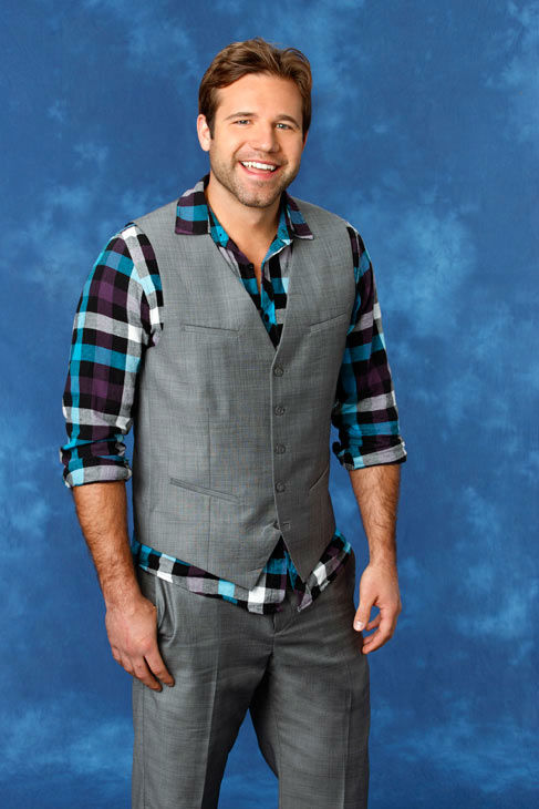 &#34;[I hate is when a date] doesn&#39;t get my jokes,&#34;  Randy told ABC. Randy, 30, a marketing manager from Oak Creek, Wisconsin, appears in a promotional photo for the eight season of &#39;The Bachelorette,&#39; which features Emily Maynard and premieres on Monday, May 14, 2012 at 9:30 p.m. ET on the ABC Television Network. <span class=meta>(ABC Photo&#47; Craig Sjodin)</span>