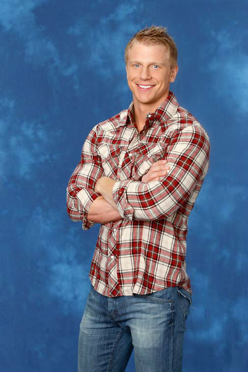 "<div class=""meta ""><span class=""caption-text "">""[My motto is:] if you can't laugh at yourself, who can you laugh at?""  Sean told ABC. Sean, 28, an insurance agent from Dallas, Texas, appears in a promotional photo for the eight season of 'The Bachelorette,' which features Emily Maynard and premieres on Monday, May 14, 2012 at 9:30 p.m. ET on the ABC Television Network. (ABC Photo/ Craig Sjodin)</span></div>"