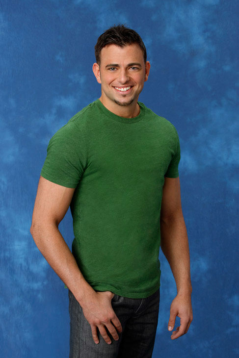 "<div class=""meta ""><span class=""caption-text "">""[The most romantic U.S. city is] Las Vegas because you have everything at your finger tips,""  Stevie told ABC. Stevie, 26, a party MC from Monroe Township, New Jersey, appears in a promotional photo for the eight season of 'The Bachelorette,' which features Emily Maynard and premieres on Monday, May 14, 2012 at 9:30 p.m. ET on the ABC Television Network. (ABC Photo/ Craig Sjodin)</span></div>"