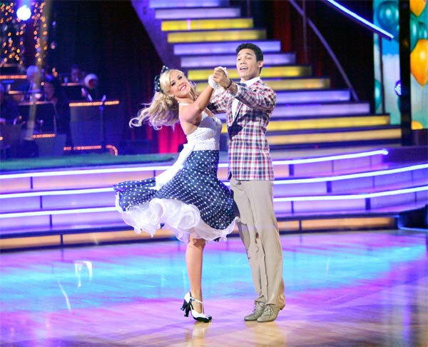 Disney Channel star Roshon Fegan and his partner...