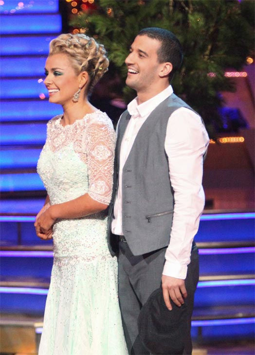 "<div class=""meta image-caption""><div class=""origin-logo origin-image ""><span></span></div><span class=""caption-text"">Classical singer Katherine Jenkins and her partner Mark Ballas received 26 out of 30 points from the judges for their Viennese Waltz on week eight of 'Dancing With The Stars,' which aired on Monday, May 7, 2012. (ABC Photo/ Adam Taylor)</span></div>"