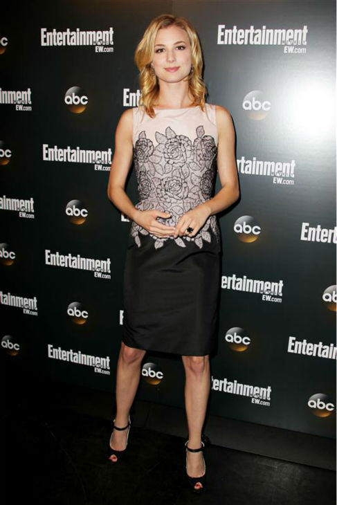Emily VanCamp of ABC&#39;s &#39;Revenge&#39; appears at the Entertainment Weekly &#47; ABC Upfronts party at the PH-D Rooftop Lounge in New York on May 15, 2012.  <span class=meta>(Amanda Schwab &#47; Startraksphoto.com)</span>