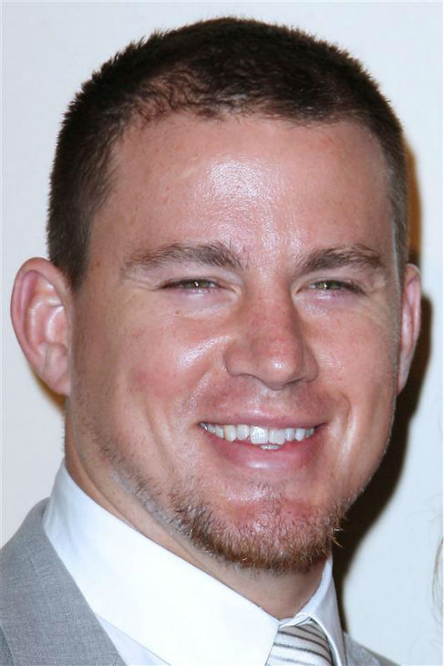 The &#39;Melt-Your-Heart-Smile&#39; stare: Channing Tatum appears at the 2012 Peabody Awards, hosted by Sir Patrick Stewart, in New York on May 21, 2012. <span class=meta>(Kristina Bumphrey &#47; Startraksphoto.com)</span>