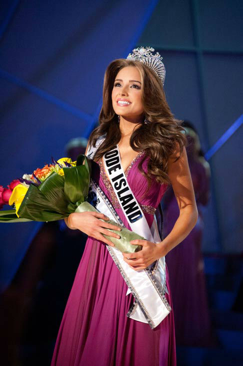 "<div class=""meta ""><span class=""caption-text "">Miss Rhode Island USA 2012, Olivia Culpo, is crowned the winner of the 2012 Miss USA Competition in Las Vegas, Nevada on Sunday, June 3, 2012. (Miss Universe Organization/Darren Decker)</span></div>"