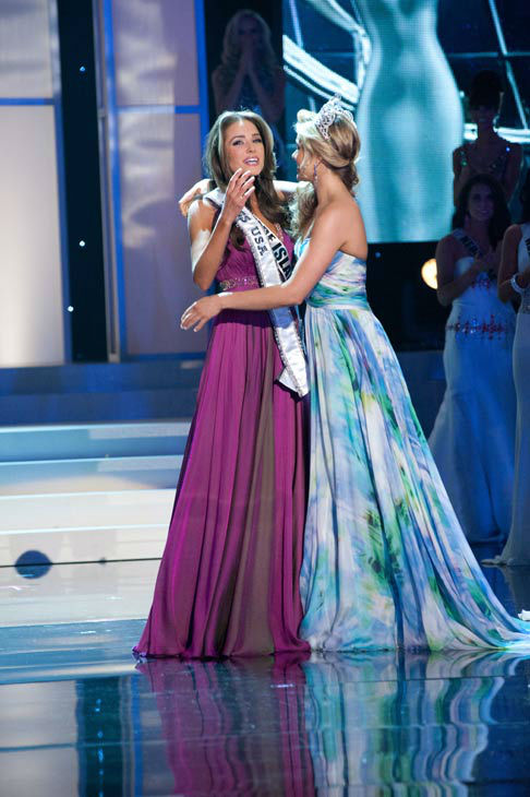 "<div class=""meta ""><span class=""caption-text "">Miss Rhode Island USA 2012, Olivia Culpo, is crowned the winner of the 2012 Miss USA Competition in Las Vegas, Nevada on Sunday, June 3, 2012.  (Miss Universe Organization/Patrick Prather)</span></div>"