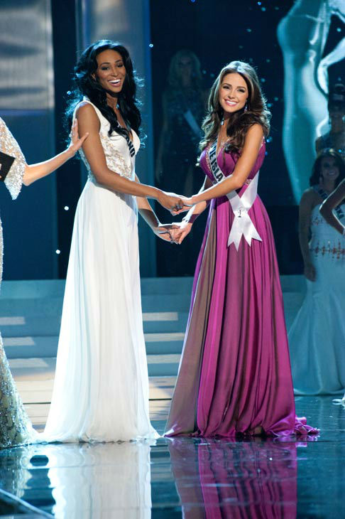 Miss Rhode Island USA 2012, Olivia Culpo, is crowned the winner of the 2012 Miss USA Competition in Las Vegas, Nevada on Sunday, June 3, 2012.  <span class=meta>(Miss Universe Organization&#47;Patrick Prather)</span>