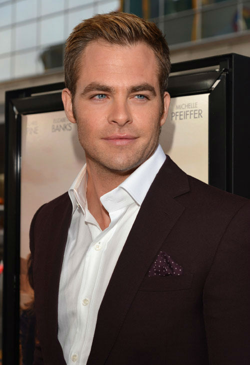 Actor Chris Pine attends the 2012 Los Angeles Film Festival Premiere of 'People Like Us' at Regal Cinemas L.A. LIVE Stadium 14 on June 15, 2012 in Los Angeles, California.