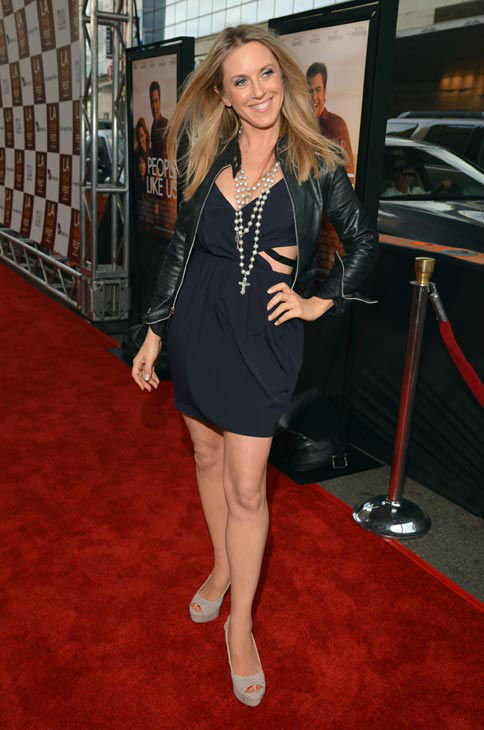 Singer Liz Phair attends the 2012 Los Angeles...