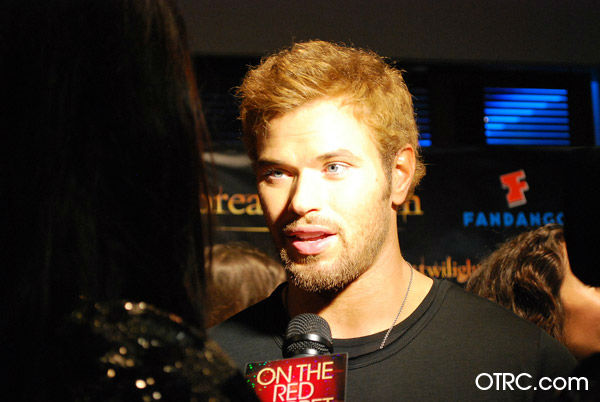 'Twilight' actor Kellan Lutz appears in a photo...