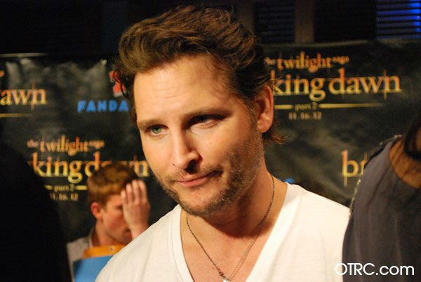 'Twilight' actor Peter Facinelli appears in a...