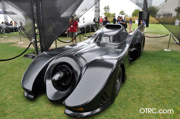 'The Dark Knight Rises' Batmobile appears in a...