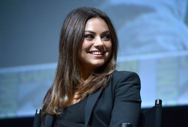 Mila Kunis of &#39;Oz: the Great and Powerful,&#39; appears in a photo at San Diego Comic-Con on Thursday, July 12, 2012. <span class=meta>(WireImage Photo&#47;Alberto E. Rodriguez)</span>